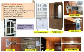 Flat Pack Kitchen Cabinets Perth Mdf Kitchen Cabinets Price Tehranway Decoration
