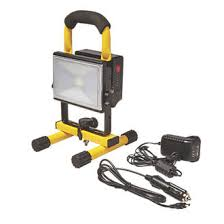smart electrician rechargeable work light diall led rechargeable led work light 10w 12 240v portable