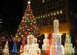 christmas tree lighting near me christmas tree lighting chicago chicago christmas tree lighting a