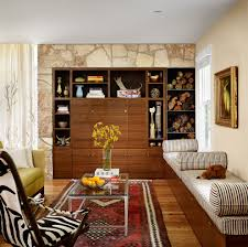 bench seating living room home design