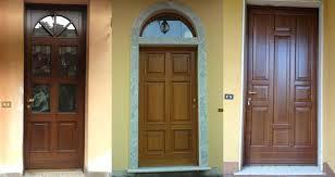 porte ingresso in legno falegnameria varese mobili su misura serramenti basculanti