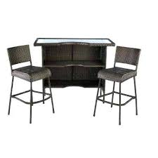 patio furniture bar set kaylaitsinesreview co