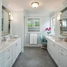 Bathroom Floor Tile Ideas Light Gray Bathroom Floor Tile 2 House Bathroom Pinterest