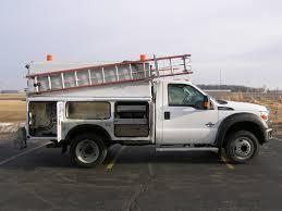 customized truck truck equipment sauber mfg co
