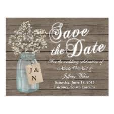 wedding save the date cards custom wedding save the date postcards