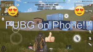 pubg download best pubg game on mobile phone gameplay video with apk file