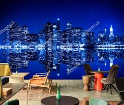 image 4 3d photo mural black white new york city mural online buy wholesale 3d wall murals of cities at night from china custom 3d murals new