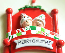 Custom Made Christmas Decorations South Africa by Christmas Family Personalised Decoration By Letteroom