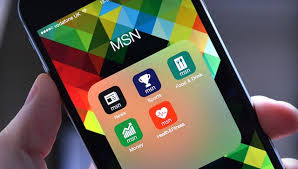 microsoft android apps microsoft releases a handful of msn apps for ios and android
