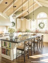 My Dream Kitchen Designs Theberry by Best 25 Vaulted Ceiling Kitchen Ideas On Pinterest White