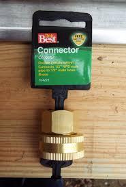 kitchen faucet adapter for garden hose kitchen faucet garden hose attachment