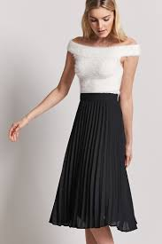 pleated skirt accordion pleated skirt forever21