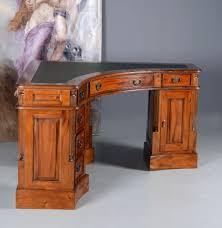 Schreibtisch Kolonialstil Chefbüro Schreibtisch Kolonial Eckschreibtisch Corner Desk