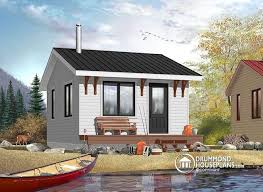 open floor plan cabins house plan w1901 detail from drummondhouseplans com