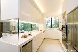 cuisine en l avec bar cuisine semi ouverte avec bar with contemporain cuisine décoration