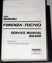2005 scion xb repair manual 2005 suzuki forenza and reno factory service manual original shop