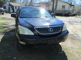 lexus of charleston used car inventory ark auto sales 2004 lexus rx 330 charleston sc