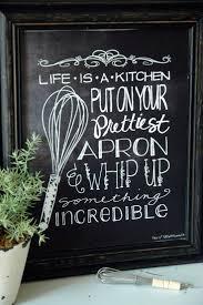 chalkboard backsplash cute kitchen chalkboard saying u2013 pbceda org