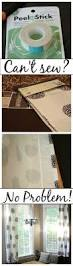 Homemade Curtains Without Sewing Best 20 How To Make Curtains Ideas On Pinterest Make Curtains