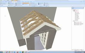 visual building topic building a detailed porch roof tutorial