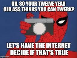 Camera Meme - spiderman camera meme imgflip