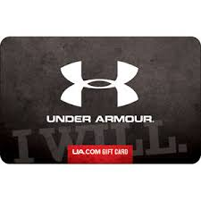 gift card email armour gift card 25 50 or 100 email delivery ebay