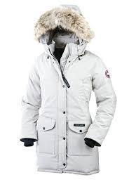 canada goose montebello parka white womens p 85 canada goose s trillium parka style 6550l