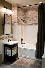 bathroom tile ideas to emphasize space and create visual appeal
