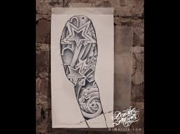 tattoo sleeve religious designs star cloud tattoo 8572 tattoo illustration and design journal