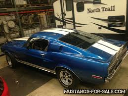 83 mustang gt for sale 1968 ford mustang shelby gt 500 428 4 speed 39500 la habra