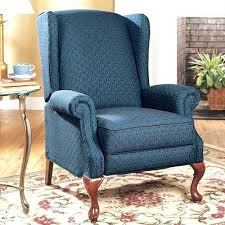 Blue Reclining Sofa by Navy Blue Swivel Recliner Iris Chaise Not My Favorite To Look At
