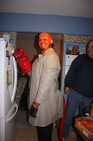 Hellboy Halloween Costume Diy Hellboy Costume 9 Steps