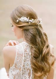 gold headpiece gold bohemian wedding headpiece tania maras bespoke