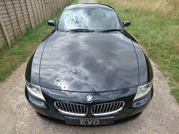 used 2008 bmw z4 coupe z4 si sport coupe for sale in wiltshire