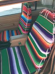 mexican blanket seat covers jeep velcromag