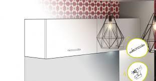 pose de meuble haut de cuisine cuisine équipée je pose un meuble haut en vidéo