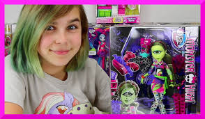 monster high i fashion iris clops doll review daughter of