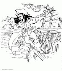 download coloring pages pirate coloring page jake and the pirate