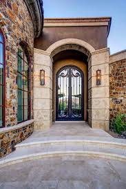 custom ranch homes design full imagas natural stone wall with