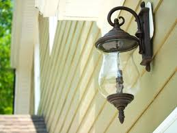 How To Install Outdoor Lighting by How To Change Exterior Light Fixture Light Fixtures