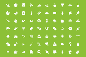 food vector 300 food vector icons creative stall