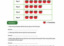 3rd grade graphing u0026 data worksheets u0026 free printables education com