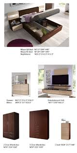 Bedroom Set Made In Usa 1 Contemporary Furniture Product Page