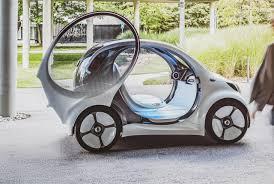 smart vision eq fortwo autonome studie auf der iaa