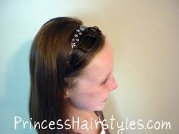 need a new hairstyle for long hair chain link headband hairstyle hairstyles for girls princess
