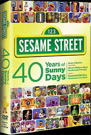 muppet central news sesame s 40th anniversary dvd set coming