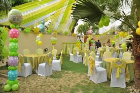 green baby shower decorations green baby shower gallery green and yellow ba shower decorations