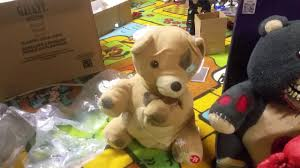 halloween animated possessed demented teddy bears