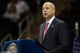 State Of The Union Cabinet Member Not Attending Homeland Security Secretary Jeh Johnson Could Have Become The Next