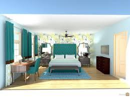 Bedroom Apartment Ideas Scopeland Posh Teal Bedroom Apartment Ideas Planner 5d